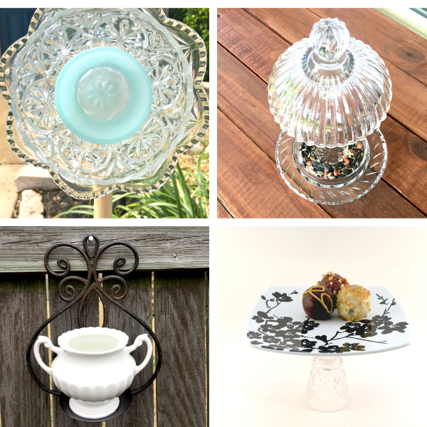 Craftproquo also creates artistic treasures from repurposed materials. Click here to see unique home and garden decor designed by Craftproquo!