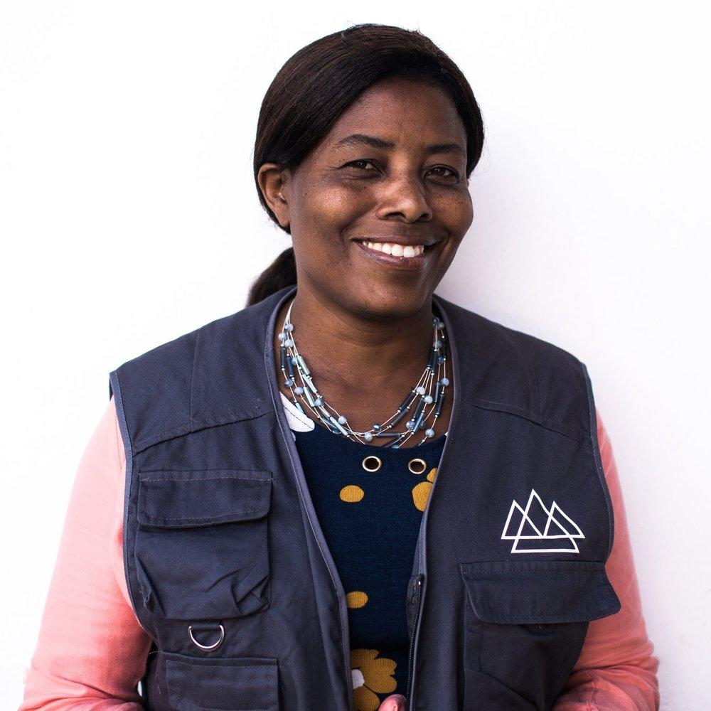 Rachel Vuseghesa , Office Manager (DRC), WASH Program Manager