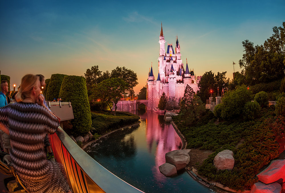WALT DISNEY WORLD - They weren't wrong when they dubbed this massive theme park the most