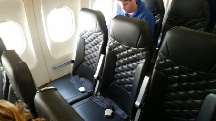 Frontier Airlines Stretch Seats Worth The Upgrade