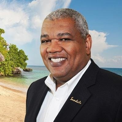 Gary Sadler, Senior Vice President of Sales for North America at Unique Vacations, Inc., an affiliate of the worldwide representatives for Sandals Resorts and Beaches Resorts.