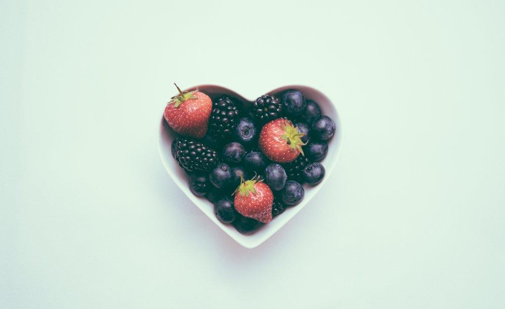 berry berries nutrition birthly toronto