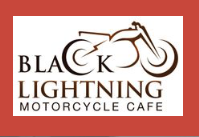 Black Lightning Motorcycle Cafe