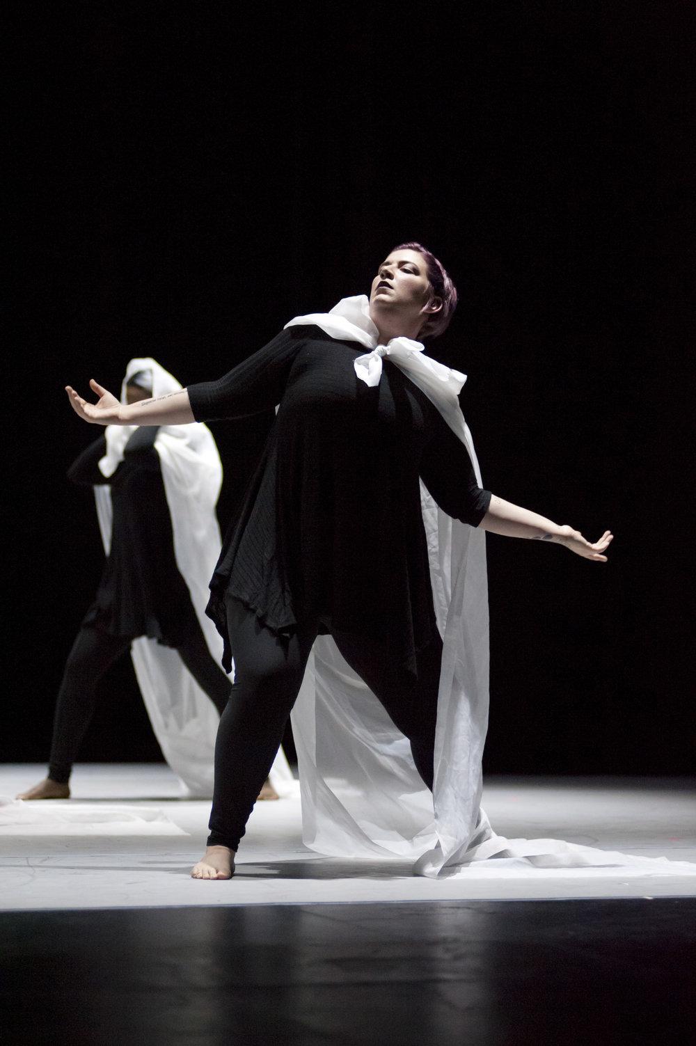 Alexandra Beth Tiscareno - Choreographer. Dancer.