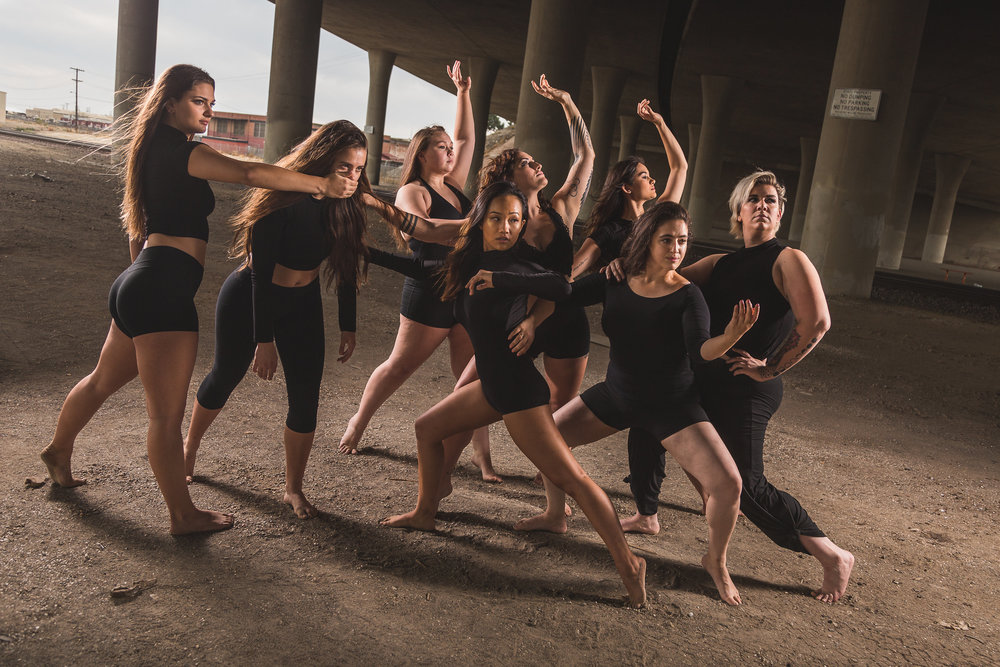 Image by James Ramirez. Courtesy of Fresno Dance Collective