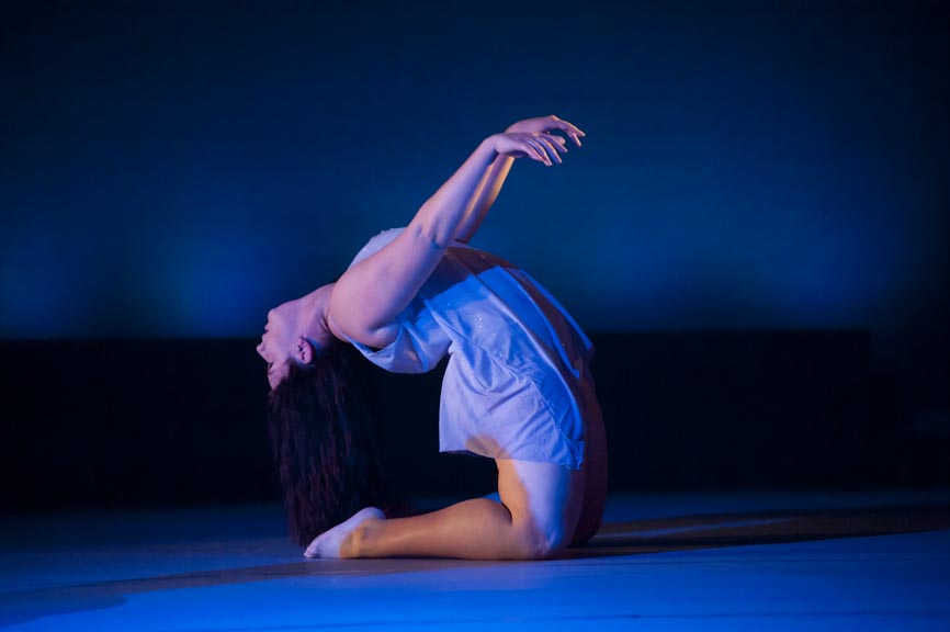 Image by Dan Wong. Courtesy of Fresno City College Dance Department. (Spring 2015)