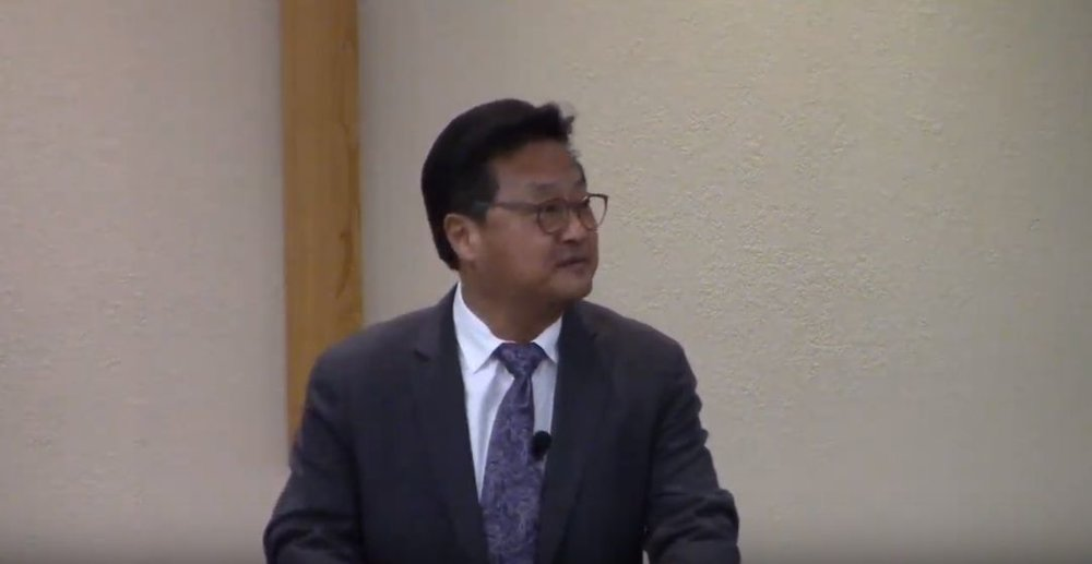 One Love - Guest Speaker, Pastor Paul Suh - 2/24/2019