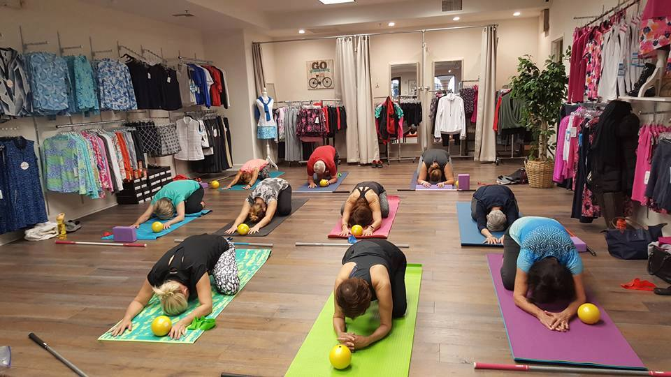 Yoga Fusion at Alexandrite {Next door to Old Town Coffee Company}