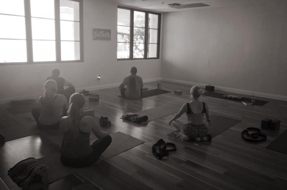 Yin at Gather Movement & Wellness