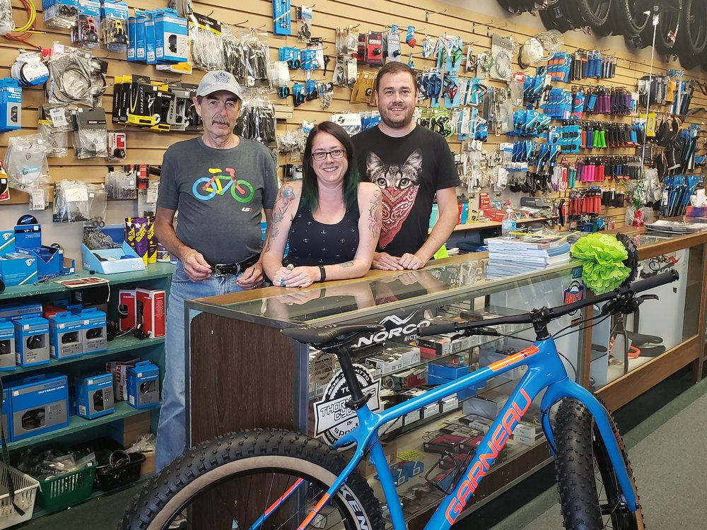 Family Run Bike Shop in Welland for over 30 years… -