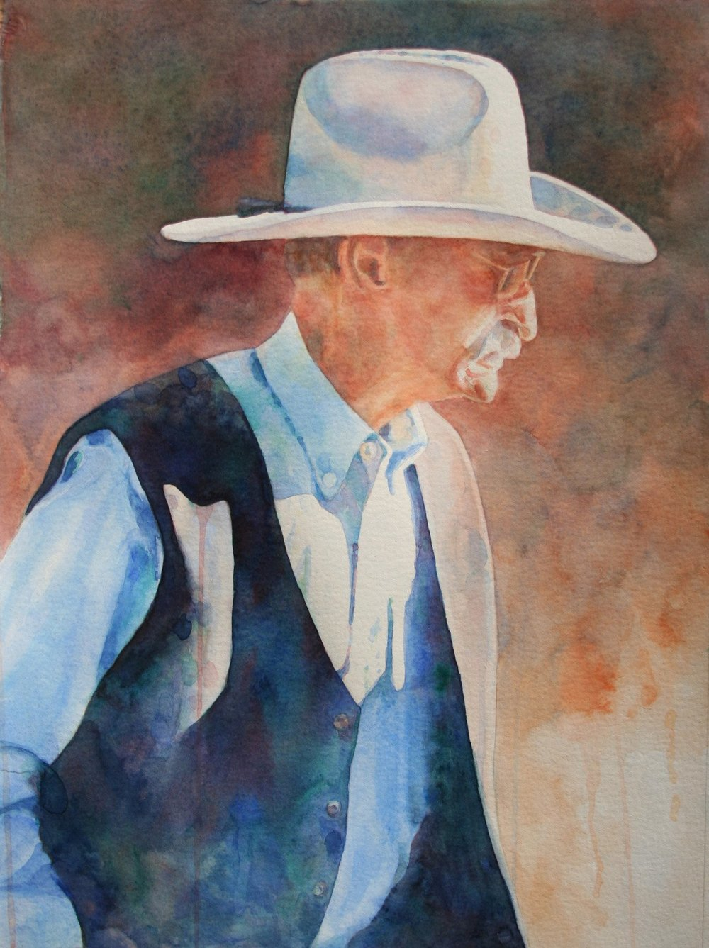 The Man Walking Beside Me    There's an art in defining a cowboy. Poems, songs, and books have been written on the idea of a rugged, hard-working man.   Read More