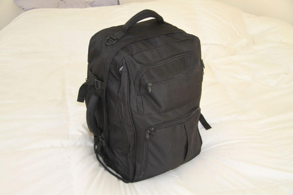 One Bag.
