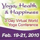 Yoga Conf Poster