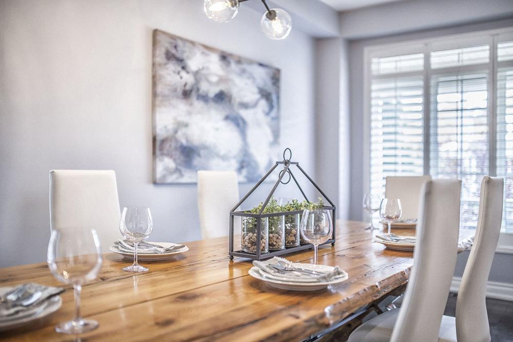 Richard Coulsen Stouffville luxury home staging luxury home stager   Classy Glam Staging 2