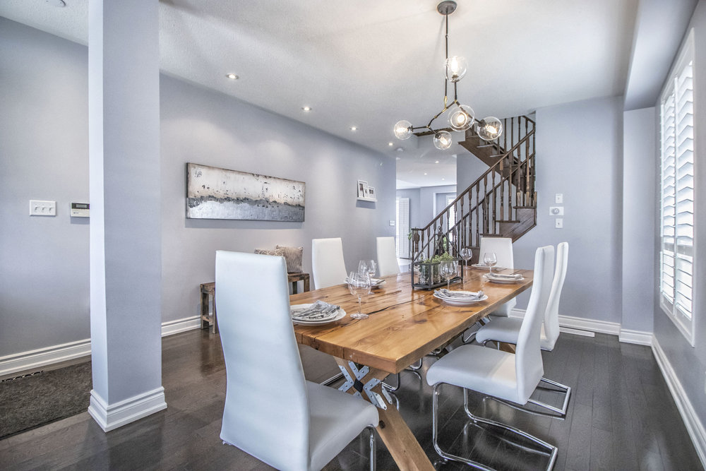 Richard Coulsen Stouffville luxury home staging luxury home stager   Classy Glam Staging 1