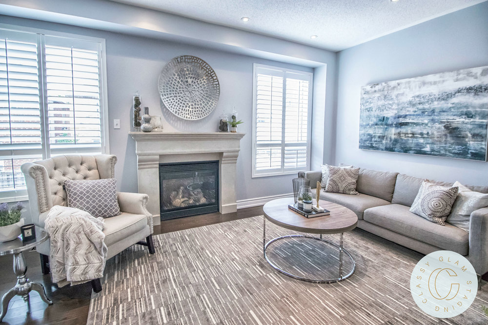 Richard Coulsen Stouffville luxury home staging luxury home stager | Classy Glam Staging 5
