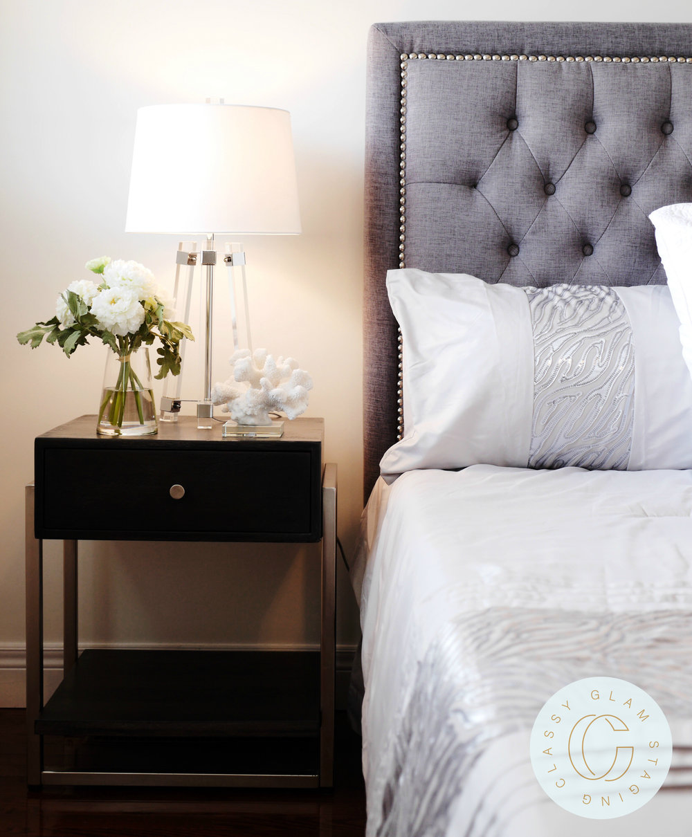 Michelle Vaughan Maple luxury home staging luxury home stager | Classy Glam Staging 8