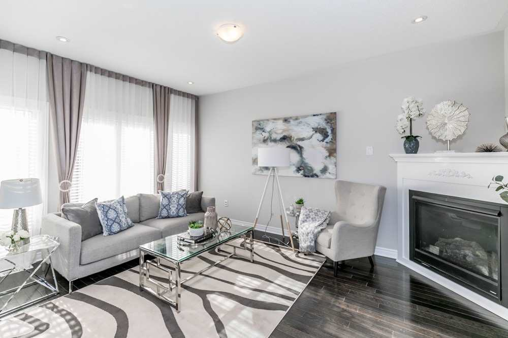 Ironbark Vaughan vacant luxury home staging | Classy Glam Staging 4