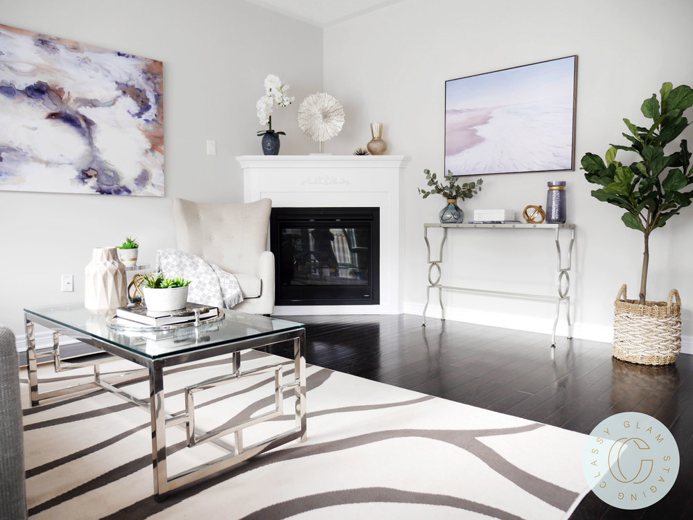 Ironbark Vaughan vacant luxury home staging | Classy Glam Staging 3