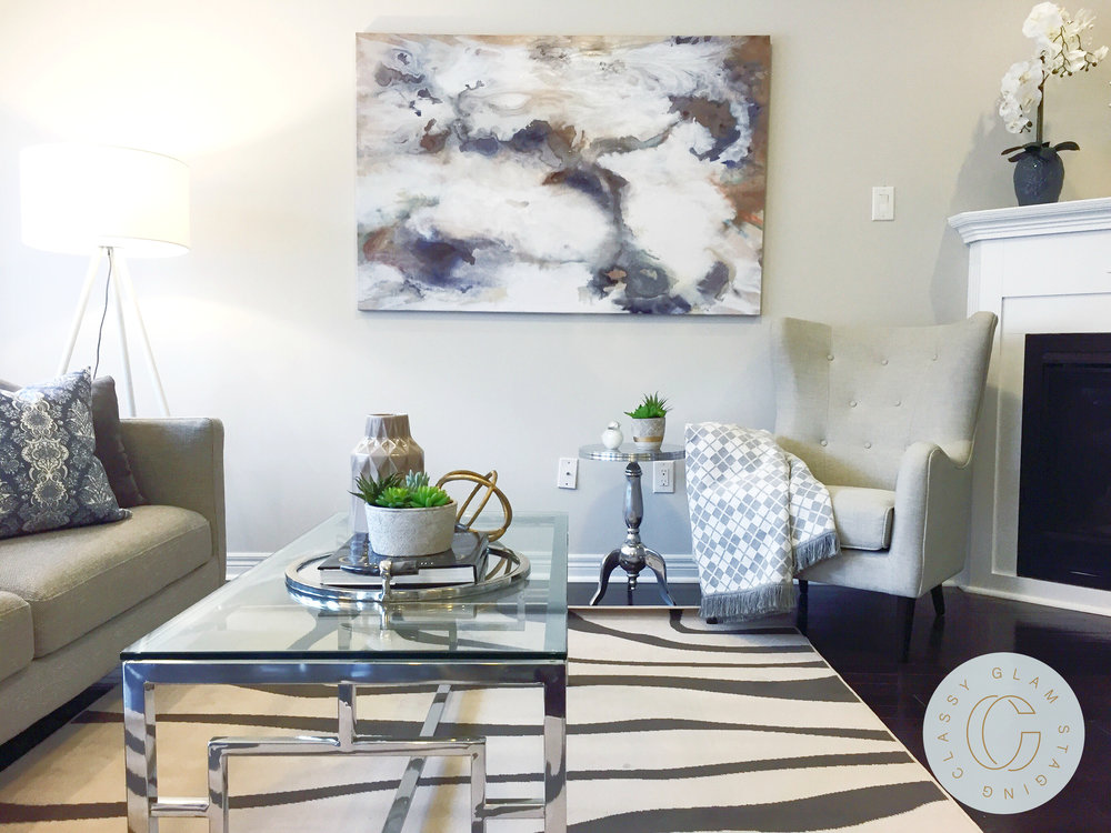 Ironbark Vaughan vacant luxury home staging | Classy Glam Staging 5