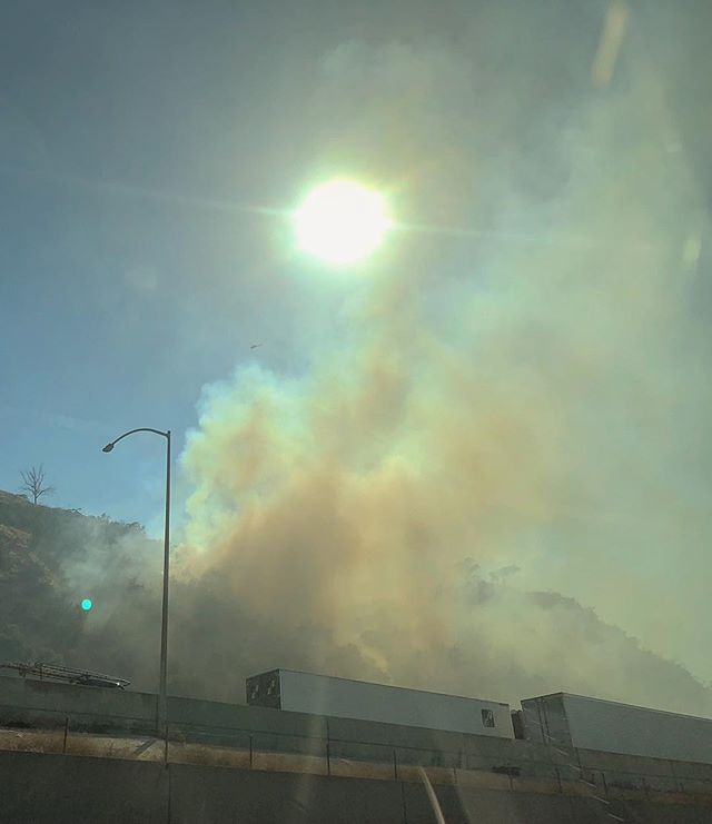 Fire on the 5!