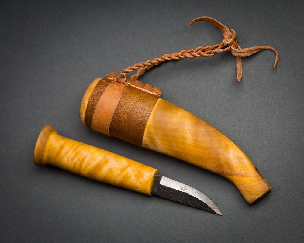 Sami Style Knife