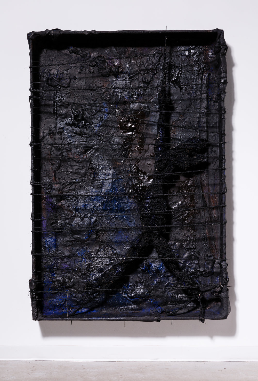 Large Demon Box (Black), 2016