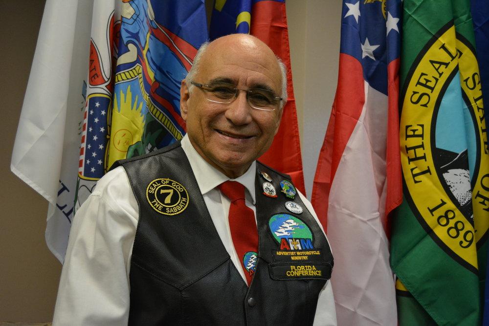 Pastor De Los Rios