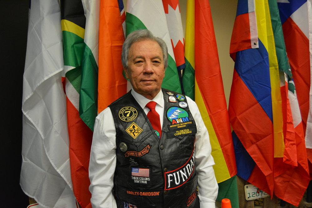 Pastor Lopez