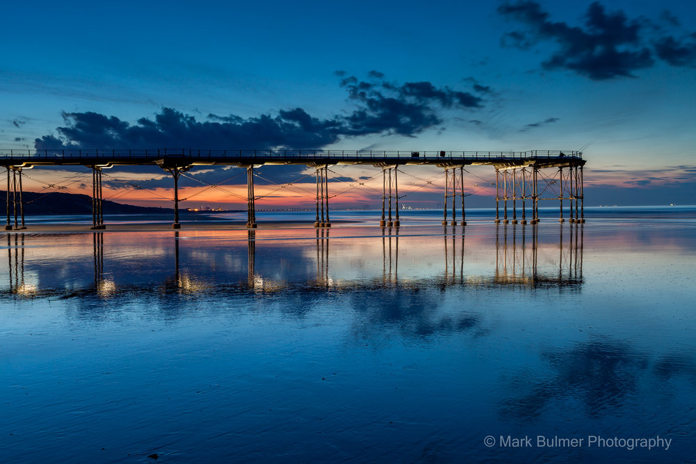 Saltburn Sunset