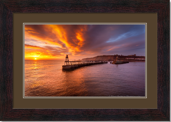 Framed Prints  - Spectrum framing with double border mount. Available in other colours. Please follow the link for further options.
