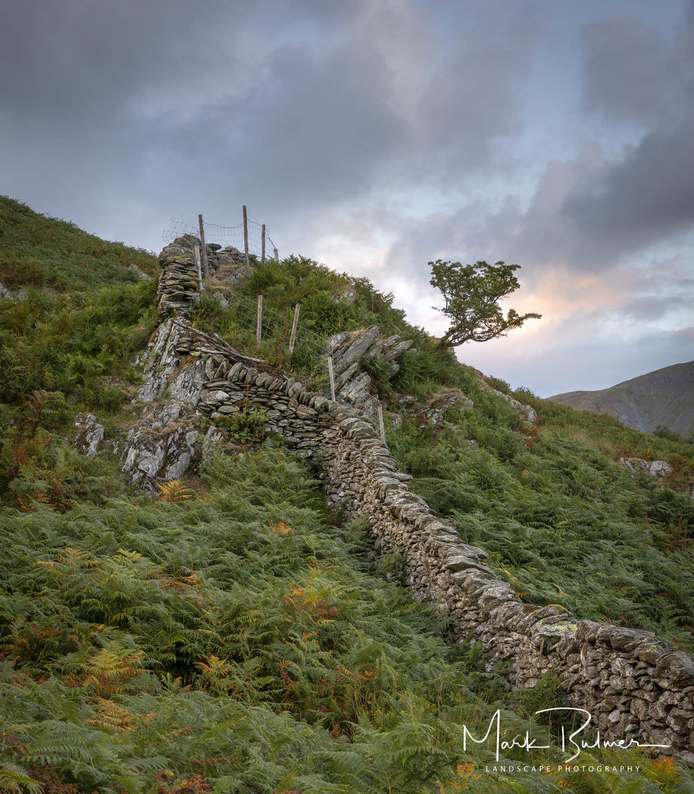 Dry Stone Walls Lake District