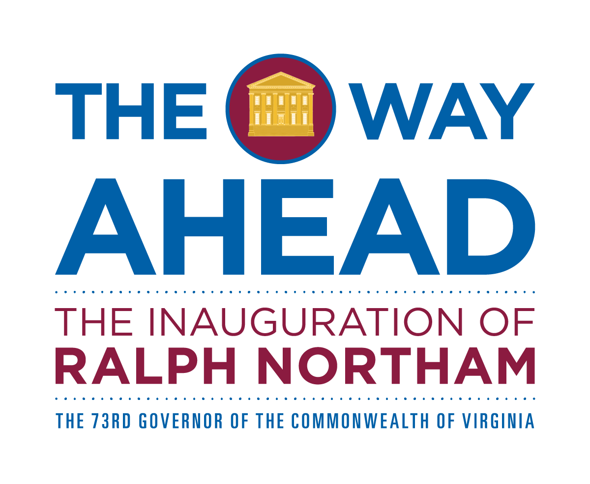 The Inauguration of the 73rd Governor of the Commonwealth of Virginia