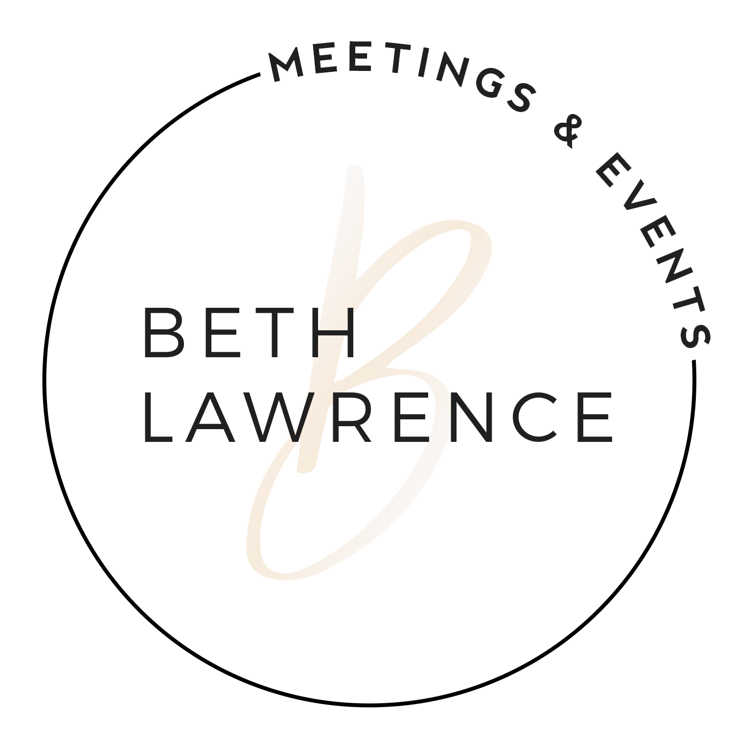 Beth Lawrence | Award-Winning, International Meeting Planner