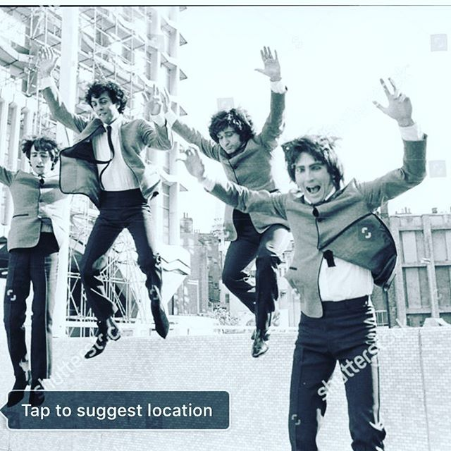 """Tonight January 11th at Alpine Village in Torrance will be """"With the Beatles"""" showtime is 8pm we'll have a Jumpin good time!!"""