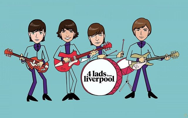 """Saturday, March 30 the return of """"4 Lads From Liverpool"""" at Millcreek Cattle Company in Mentone. So make sure you call for reservations this show is almost sold out price includes dinner Hope to see you all there - - #beatlestribute #thebeatles #memtone #livemusic"""