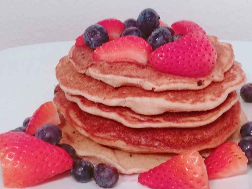 - Breakfast