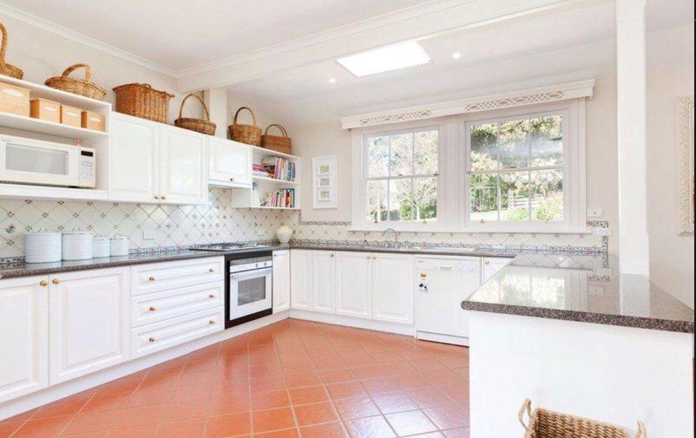 Frankston South Kitchen  - (BEFORE)
