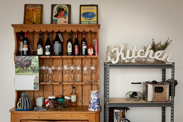 The Kitchen interior design