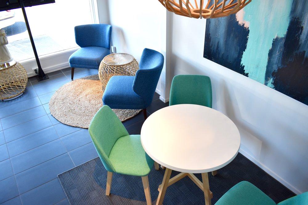 Mc Dougall Partners interior design
