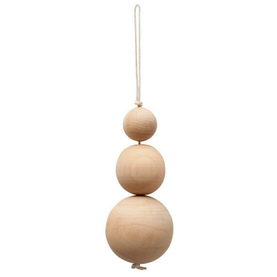 Multiple ball ornament