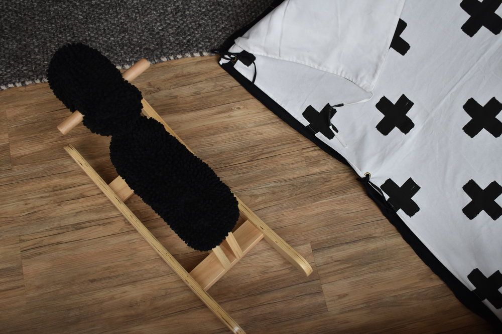 Teepee, Flooring and Rug Detail