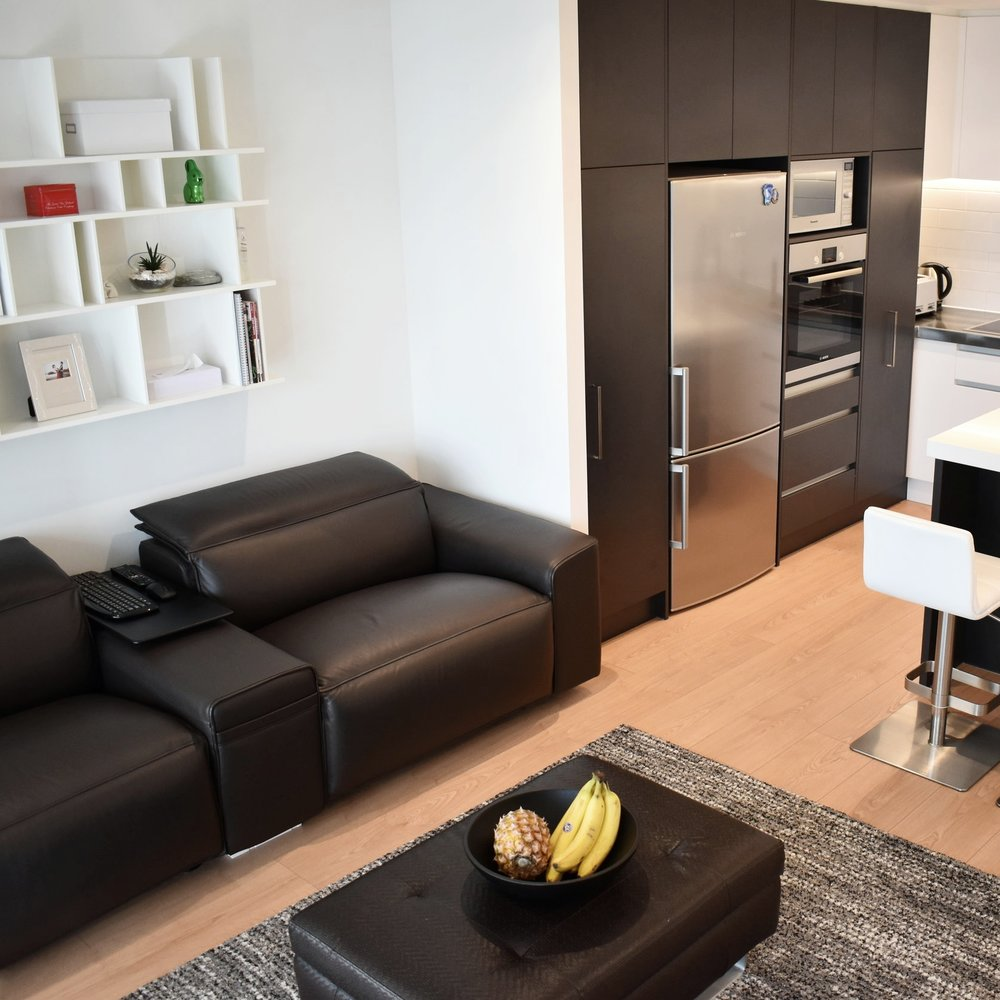 APARTMENT LIVING - Additional storage in an Auckland apartment...