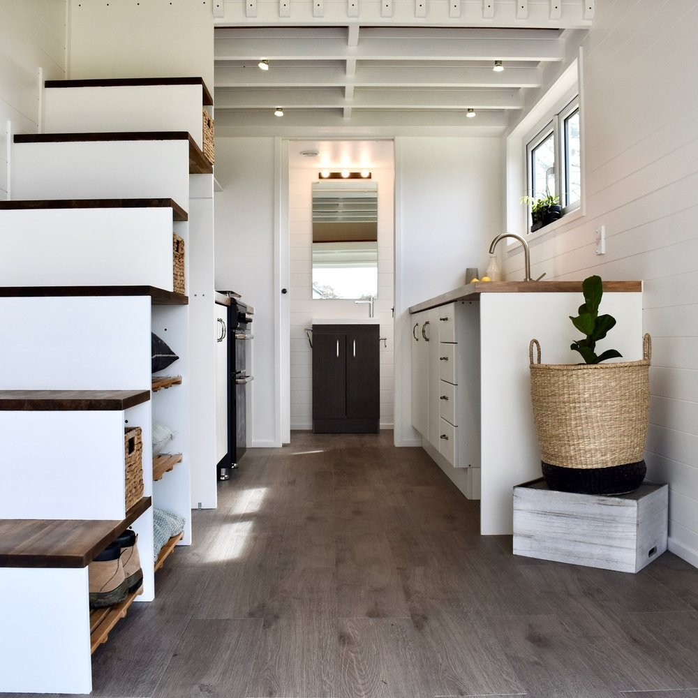 TINY HOUSE - A brand new home on a smaller scale...