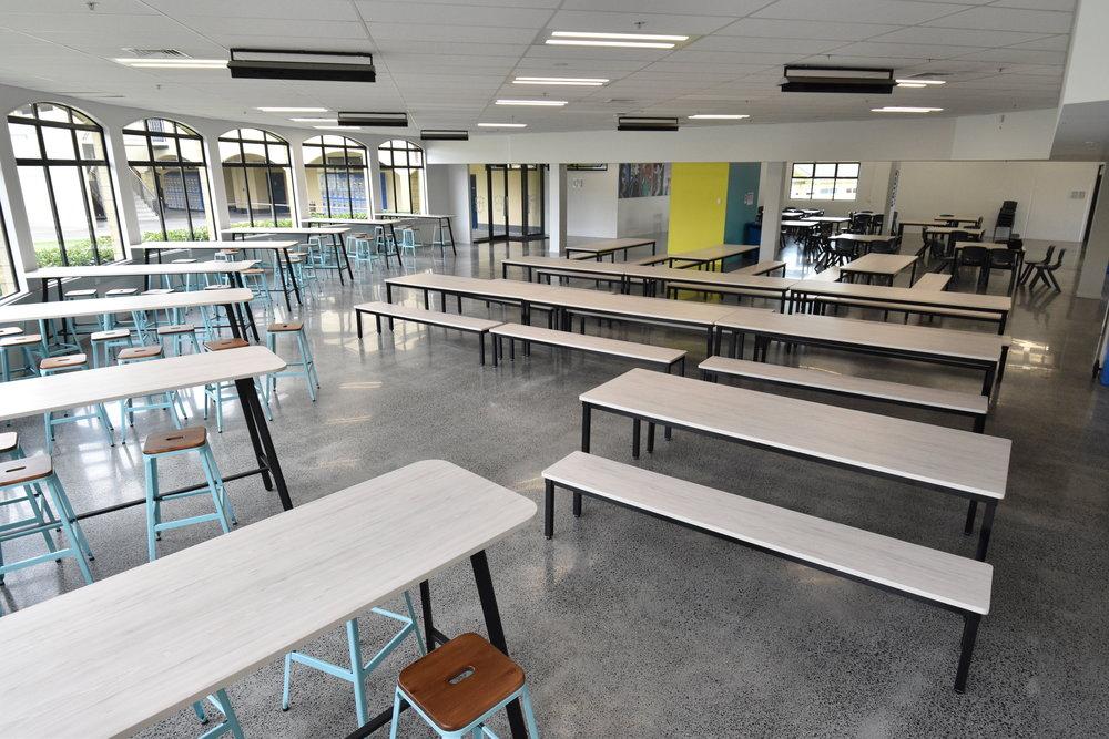 acg karaka cafeteria