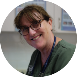 DR. KAREN DOBSON  BVSc, MACVSc  VETERINARIAN/OWNER  Karen also graduated from Sydney Uni in 1983, where she met Mark. Together they opened Railway Row, but individually Karen has become one of the leading bird vets in Sydney. Most days, you'll find her nose-deep in a bird book.