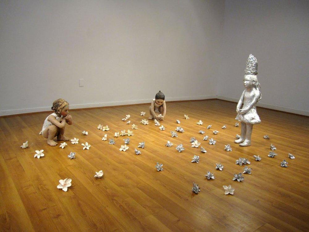 """Flower Eaters"" 2009"