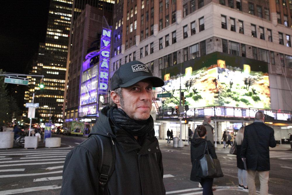 Franck Lebros, Artist