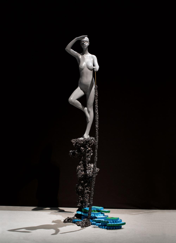 Exhibition BACKYARD, 2015, Tel Aviv Museum