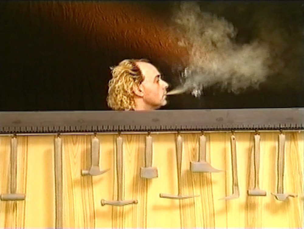 Breath, Action Video, 1992.